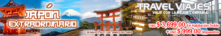 Viaje a Japón 11 Dias