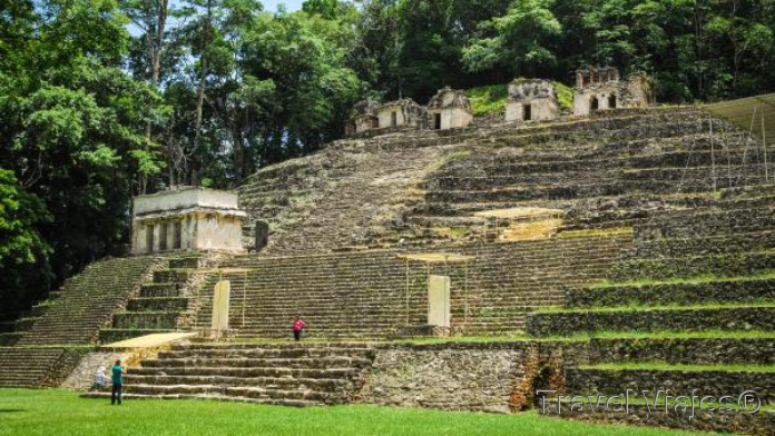 Bonampak Chiapas México