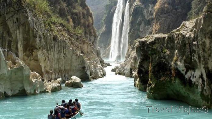 Cañon del Sumidero Chiapas México