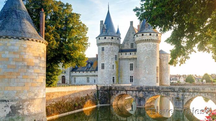 Castillo de Chenonceau Valle del Loira Francia