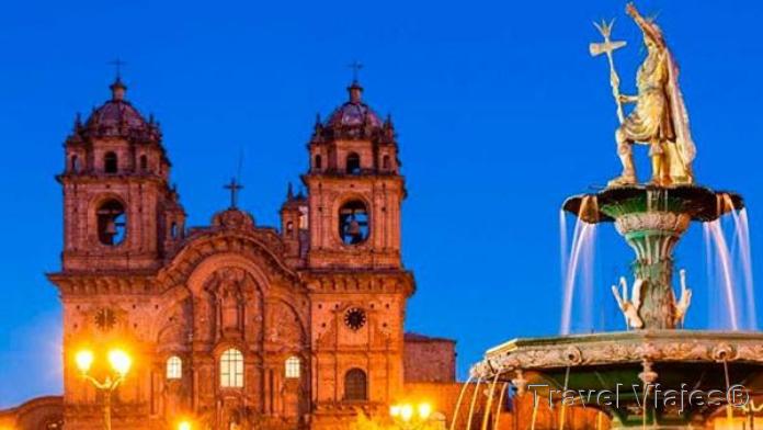 Convento de Santo Domingo Cusco Perú