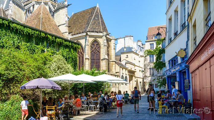 El Barrio Le Marais de París Francia