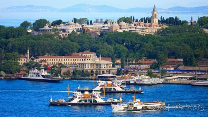 El Cuerno de Oro Estambul Turquía