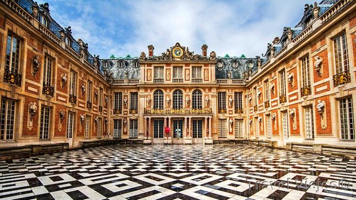 El Palacio de Versalles París Francia