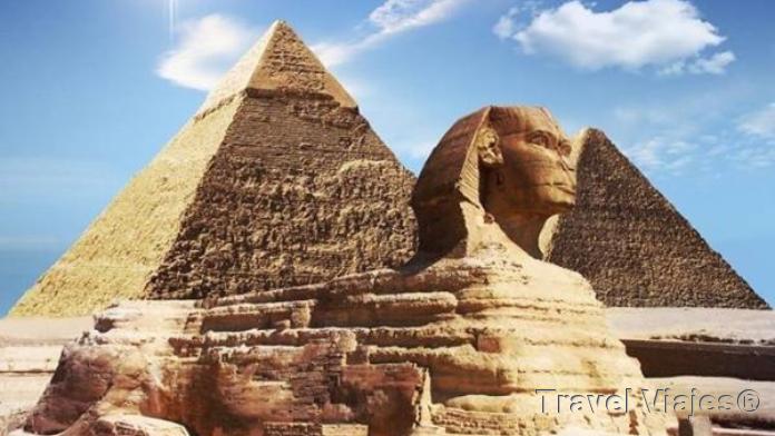 Esfinge de Guiza Cairo Egipto