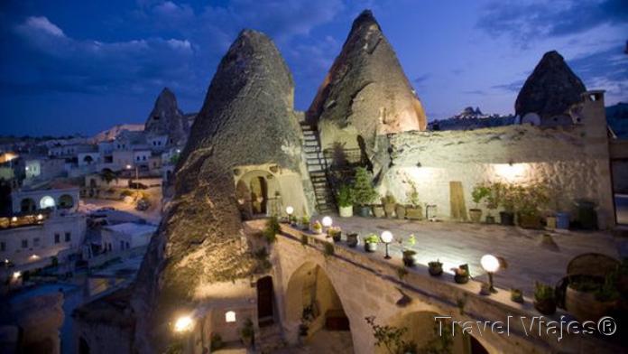 Hotel Cueva Capadocia Turquía