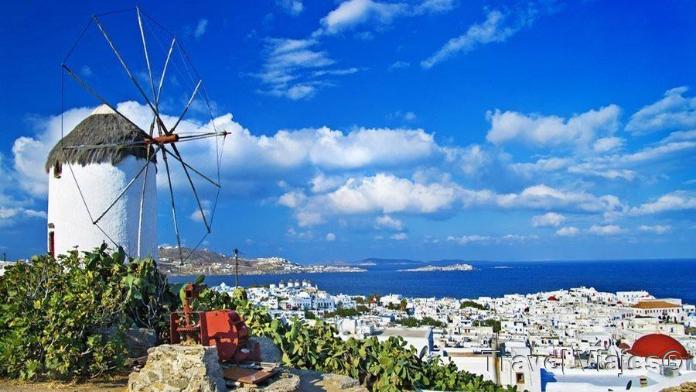 Isla de Mykonos Grecia