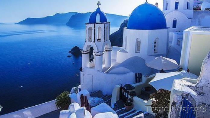 Isla de Santorini Grecia