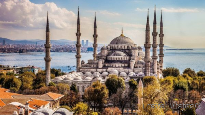 La Mezquita Azul Estambul Turquía