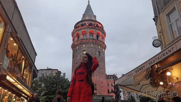 La Torre de Galata Estambul Turquía