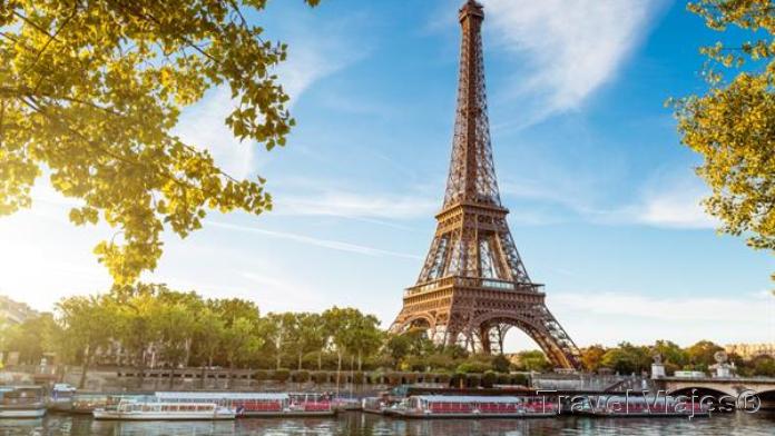 La Torre Eiffel París Francia