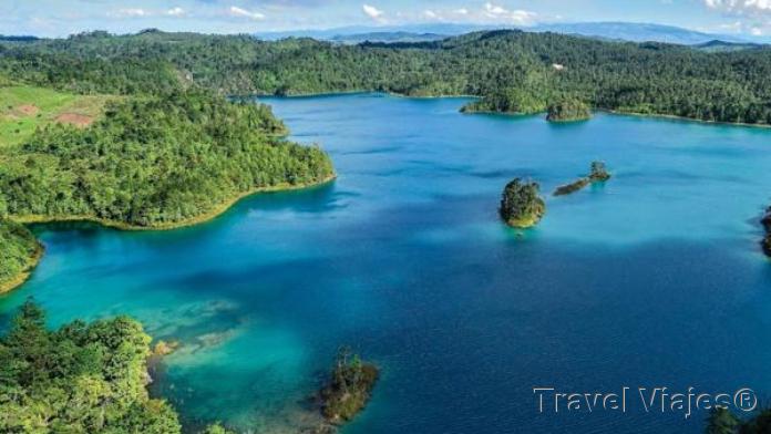 Lagunas de Montebello Chiapas México
