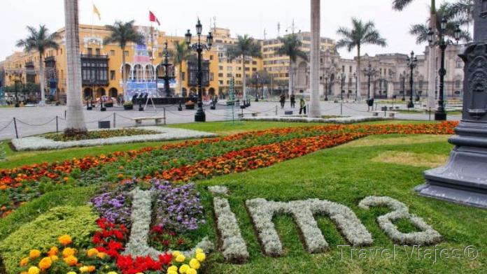 Miraflores Lima Perú
