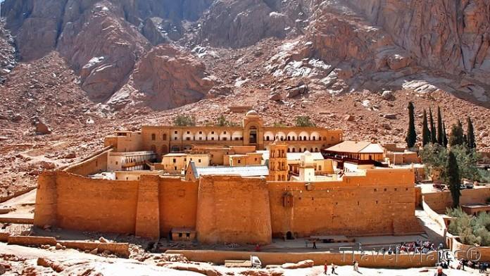 Monasterio de Santa Catalina del Monte Sinaí