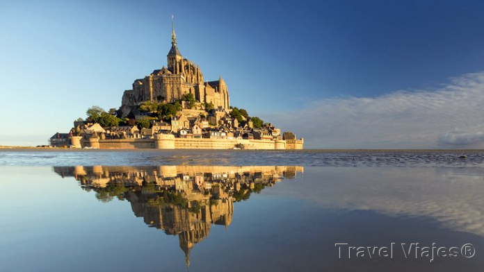 Mont-St-Michel Francia