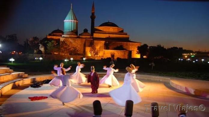 Museo de Mevlana Konya Turquía