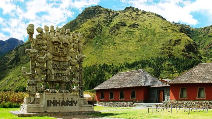 Museo Inkariy Calca Perú