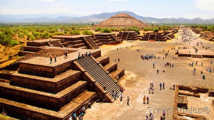 Pirámides de Teotihuacán México