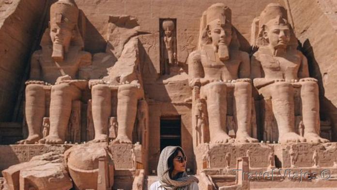 Templo de Ramsés II Abu Simbel