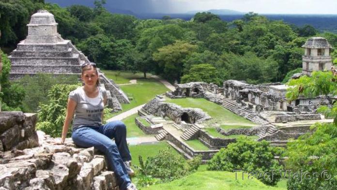 Zona Arqueológica de Palenque