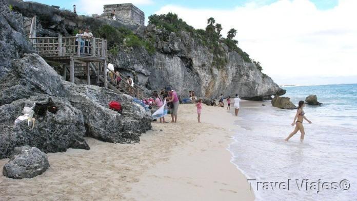 Zona Arqueológica de Tulúm México