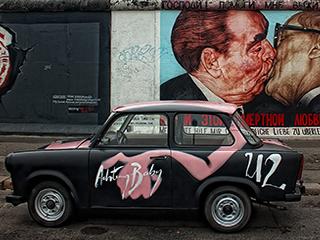 Alemania Berlin Muro De Berlin