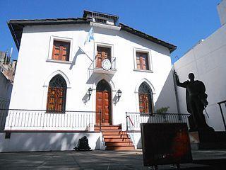 Argentina Buenos Aires Museo Tomas Espora Parque Patricios