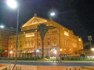 Argentina Buenos Aires Teatro Colon
