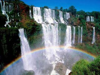 Argentina Iguaza Cataratas Argentinas Y Brasileaas