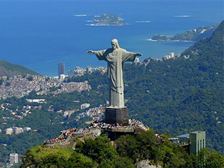 Viajes a Brasil desde Uruguay Montevideo