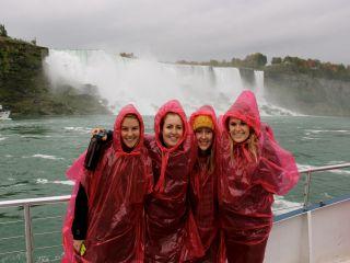 Canada Toronto Cataratas Del Niagara