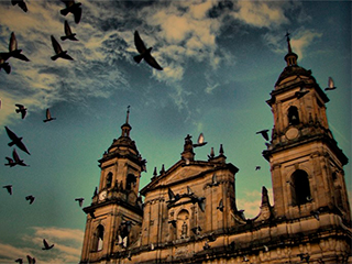 Colombia Bogota Catedral De Bogota