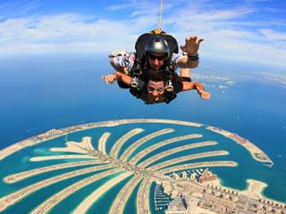 Dubai Dubai Skydive