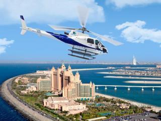 Dubai Dubai Sobrevuelo Jumeirah
