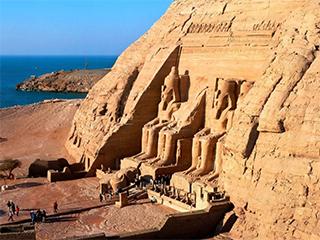 Egipto Abu Simbel Templo De Ramses Ii