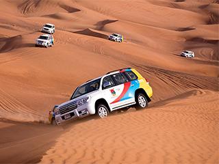 Emiratos Arabes Dubai Safari Por El Desierto