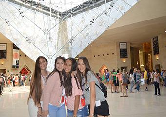 Francia Paris Museo De Louvre