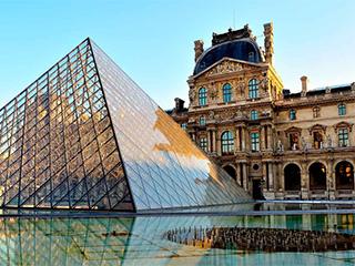 Francia Paris Museo Louvre
