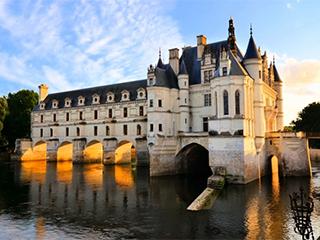 Francia Valle Del Loira Castillo