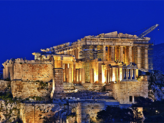 Tour a Grecia desde Chicago