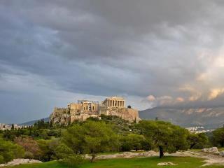 Grecia Atenas Akropolis