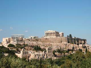 Grecia Atenas Vista Acropolis