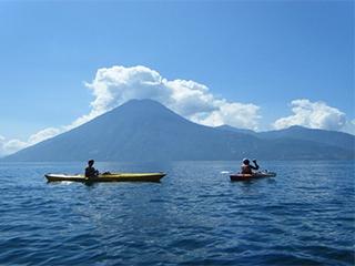Guatemala Atitlan Lago De Atitlan