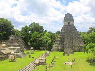 Guatemala Tikal Tikal