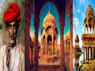 India India Clasica Rajasthan