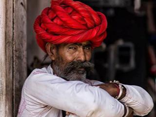 India Jaipur Rajasthani