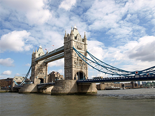 Inglaterra Londres Tower Bridge