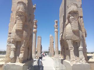 Iran Persepolis Necropolis