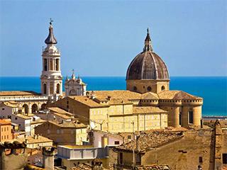 Italia Loreto El Santuario De Loreto