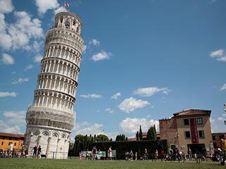 Italia Pisa Torre De Pisa